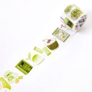 🚚 Japanese Snacks [Matcha] Washi Tape