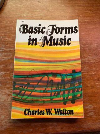 🚚 Basic Forms in Music