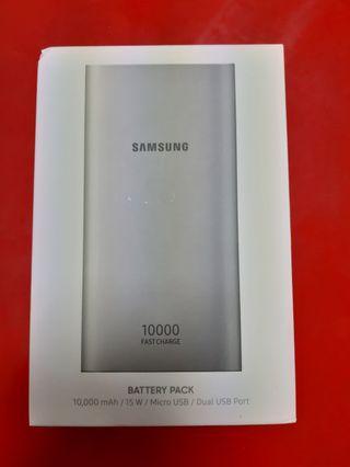 🚚 Samsung 雙向閃電快充行動電源10000mAh / Micro USB