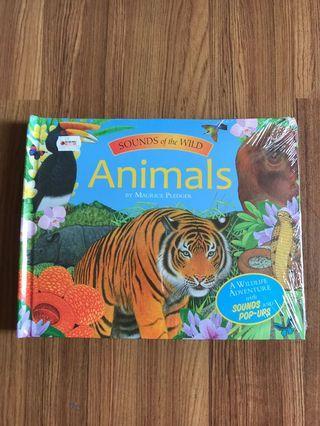 SOUND OF THE WILD ANIMALS BBW BOOK