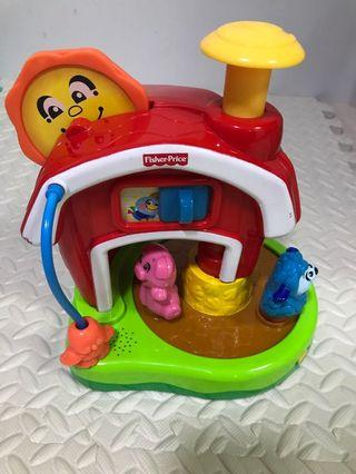 🚚 Fisher Price Toy