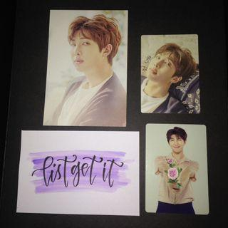 BTS OH NEUL EXHIBIT AND LY TOUR MD - NAMJOON SET