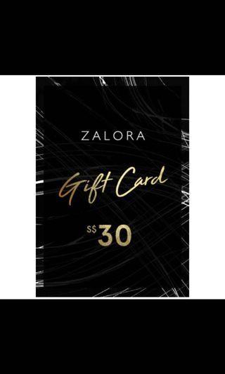 Zalora Gift Card