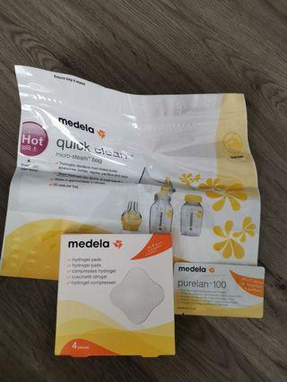 Medela products