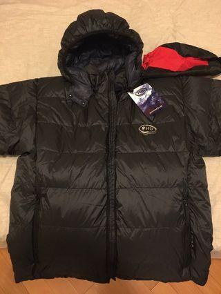 (全新) PHD Yukon Down Jacket: K Series 羽絨外套