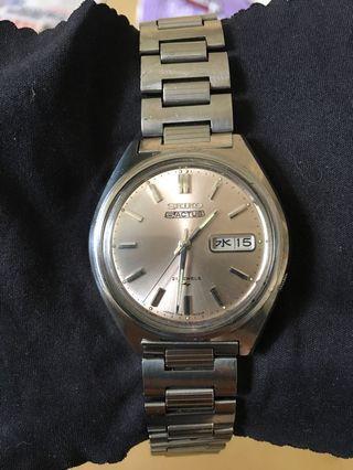 🚚 精工愛圖斯自動古董錶 清倉