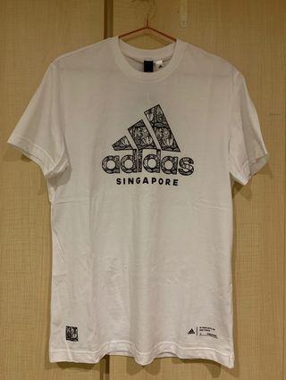 🚚 Adidas Singapore Exclusive T-shirt