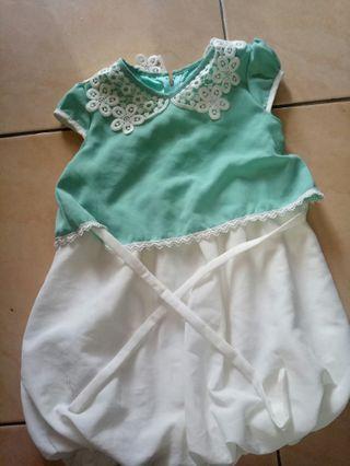 Dress merk polo baby