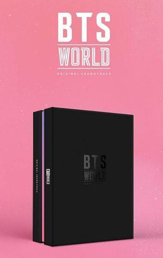 BTS World Instock