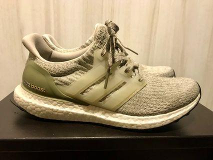 Adidas UltraBoost 3.0 Army Green