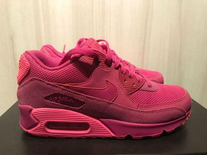 Nike Air Max 90 Womens Pink Sneakers
