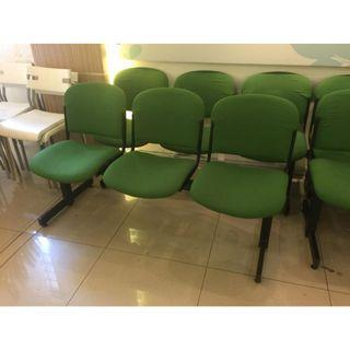 Link / Waiting Chair Sofa Seat Kerusi [4 units available]