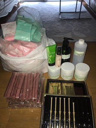 美容院產品