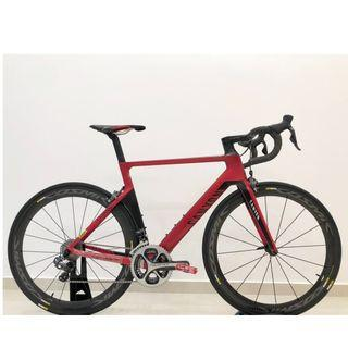 Canyon Aeroad (Aero Road Bike) -CF SLX, Ultegra Di2, Dura-Ace Crankset