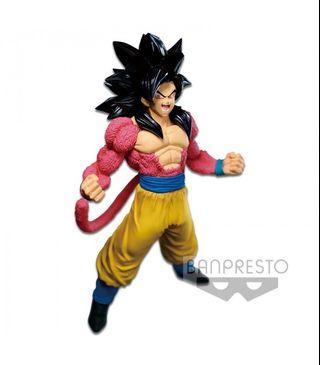 Banpresto Dragon Ball GT Bloodnos Saiyans - Goku Special