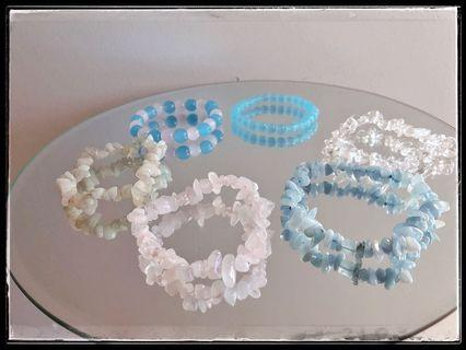Crystal Bracelet $5 each