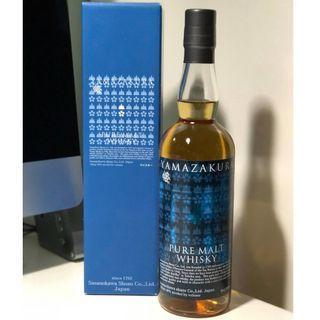 Yamazakura Pure Malt Whisky 山櫻 48% 700ml