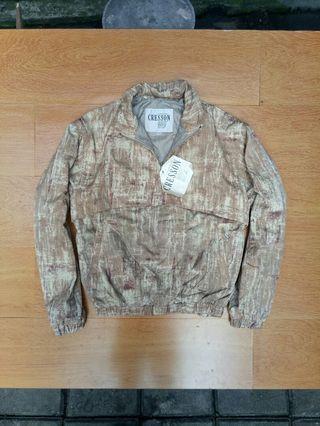 Cagoule halfzip casual jaket