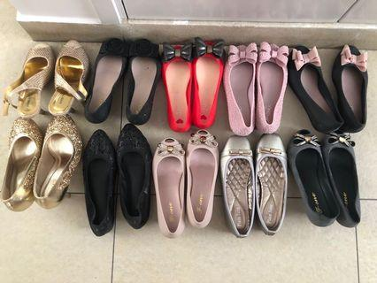 Preloved Shoes👠 x10 pair for $20