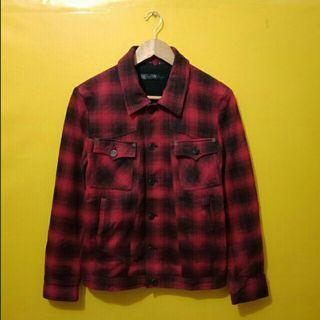 Jaket flannel