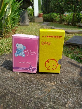 Paket zwitsbaby special edition dan babybear british sweet