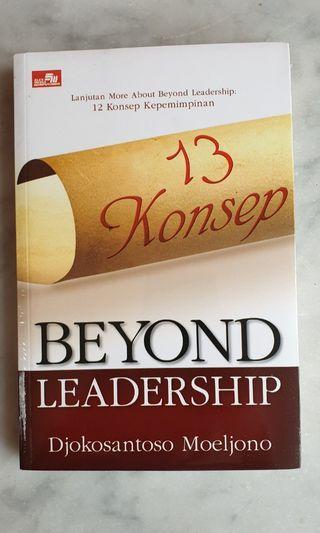 Buku 13 Konsep Beyond Leadership (Pre-Owned)