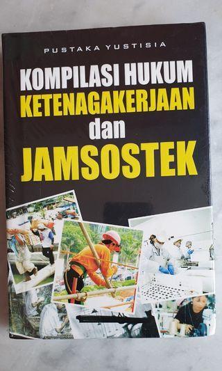 Buku Kompilasi Hukum Ketenagakerjaan dan Jamsostek (Pre-Owned)