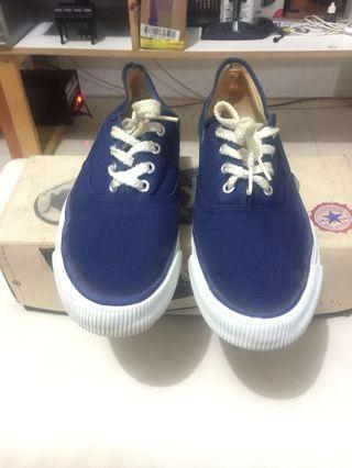 Vintage 70s canvas shoes made in usa