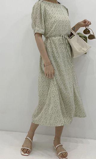 Room4 小蕨類洋裝