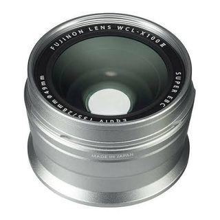 Fujifilm WCL-X100 ii Wide Conversion Lens for x100f