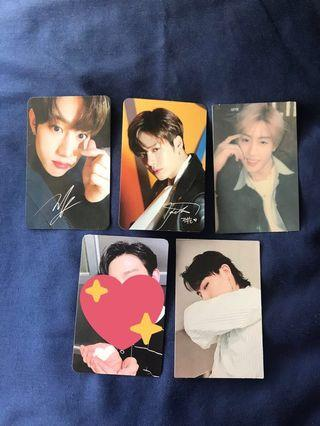 [WTS] Got7 Official photocard