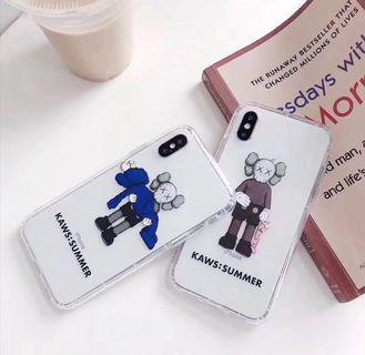 KAWS x UNIQLO iPhone Case