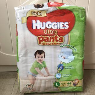 🚚 Huggies Ultra Pants