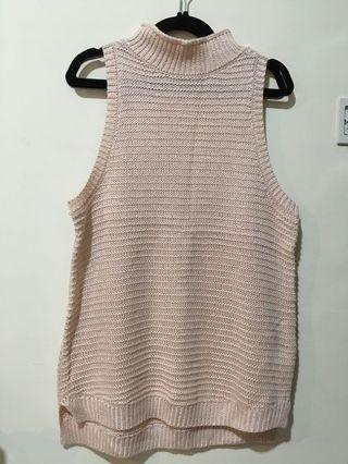 Sweater turtle neck cotton on