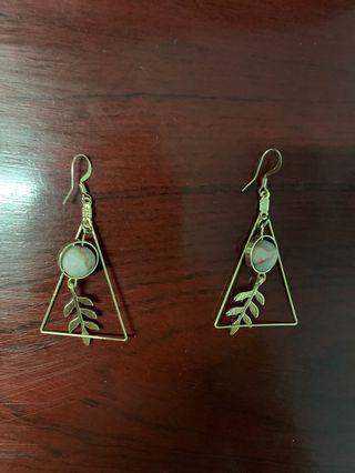 Earrings vintage 復古 耳環