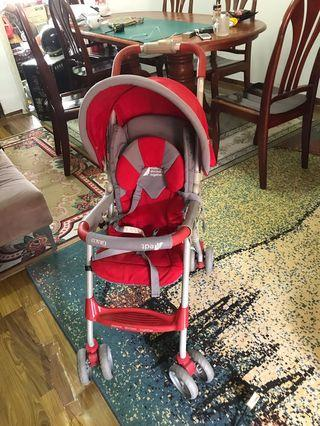 Baby Stroller GRACO condition 7/10