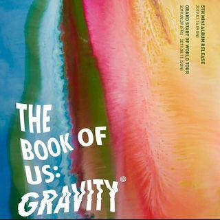 [PREORDER] DAY6 'THE BOOK OF US: GRAVITY'