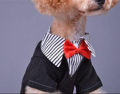 Pet Cloth Cat Dog Cloth Formal Suit PC102