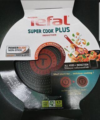 Tefal Super cook plus 28cm frypan