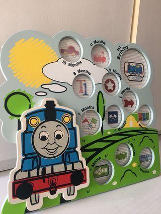 Thomas and Friends 相架 1個月至1歲