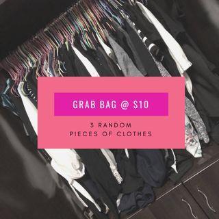 GRAB BAG - 3 Top/Dress @ $10
