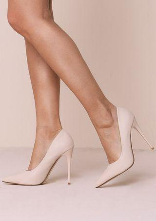 Light Nude Pointed Heels