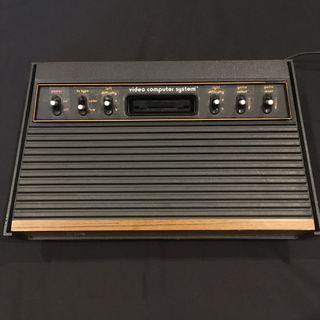 "Vintage Atari CX-2600 ""Light Sixer"""