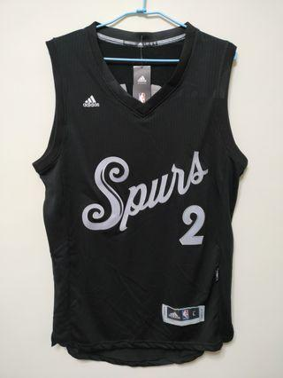Kawhi Leonard jersey Basketball NBA NIKE  Adidas shirt