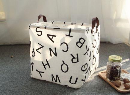 Foldable Waterproof Laundry Basket/Storage Box