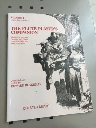 The Flute Player's Companion