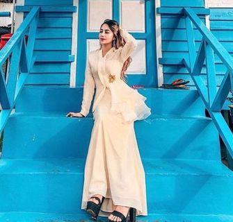 (Rent) Hijabistahub Raniarose Kebaya