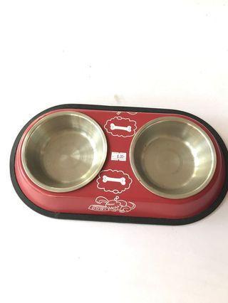 Pet Bowls (Red)