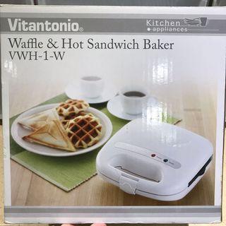 日本vitantonio鬆餅機