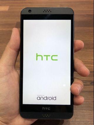 🚚 「花枝女」HTC Desire 530 D530u 4G 800萬 四核 5吋 二手